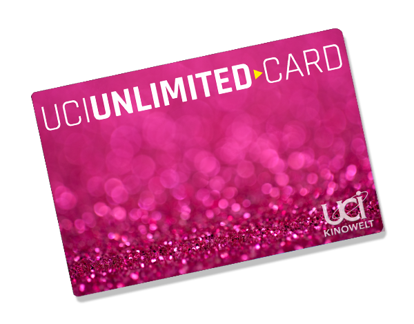 "Bild: Illustration der ""UCI Unlimited Card"", pinke Variante"